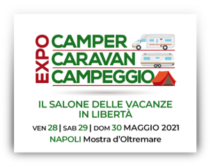 Expo Camper Caravan Camping