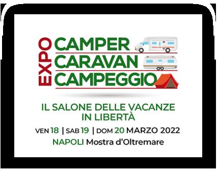 Expo Camper Caravan Campeggio